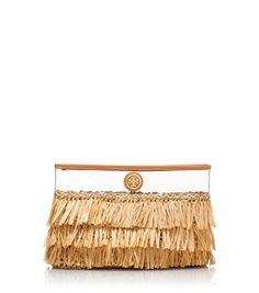 Straw, Raffia and Wicker Clutch - Design Chic