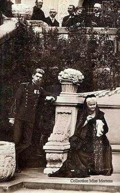 Queen Elizabeth and king Carol of Romania Princess Elizabeth, Grand Duke, Important People, Royal Weddings, Queen Victoria, Eastern Europe, Descendants, Edinburgh, Queens