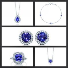 Discover the beauty that can be created using December's birthstone. Tanzanite is an elegant stone that can be delicately set into all kinds of jewlery! Here are some Tiffany's designs that may help inspire you to create your next piece of jewellery with Diamond Deals. Luxury for less! Contact Diamond Deals at 604-408-9008 or visit our website at www.diamonddeals.ca