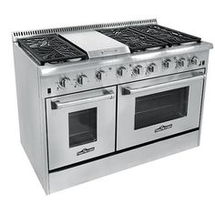 FREE SHIPPING! Shop Wayfair for Thor Kitchen Professional 4.2 Cu. Ft Gas Range in Stainless Steel - Great Deals on all Kitchen & Dining products with the best selection to choose from!