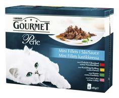 """Gourmet Perle """"pikkutölkkejä"""" tai annospusseja"""