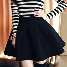 Autumn Or Winter Skirt