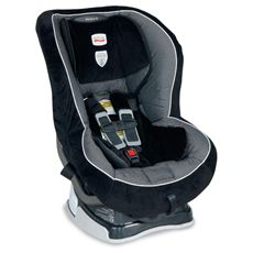 Britax Convertible Marathon Car Seat- $289- Made in USA