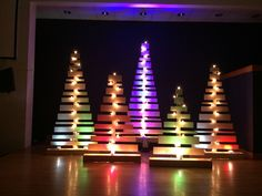 Christmas Trees For Church Stage