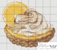 Ange's Blog: Grille gratuite...Tarte au citron
