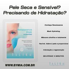 Sensação de uma pele nova em 15 minutos.  @Talika Spain #Talika   Acesse nosso site e conheça