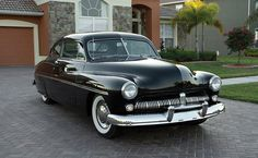 1949 Mercury Custom Coupé