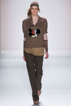 Nicholas K Spring 2013 Ready-to-Wear Collection #nyfw