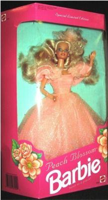 Peach Blossom Barbie