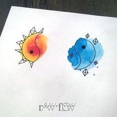 unique Friend Tattoos - Best Friend Tattoos For A Guy And Girl, Best Friend Tattoos And Meanings, Best F...