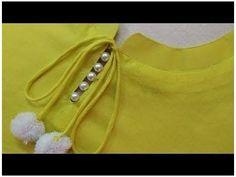 Churidhar Neck Designs, Salwar Neck Designs, Churidar Designs, Neck Designs For Suits, Kurta Neck Design, Sleeves Designs For Dresses, Neckline Designs, Fancy Blouse Designs, Blouse Neck Designs