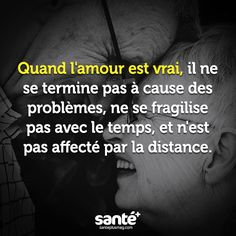Distance Quotes : QUOTATION - Image : Quotes Of the day - Description Nous. Witty Quotes, Top Quotes, Great Quotes, Life Quotes, Daily Quotes, Love Phrases, Love Words, French Quotes, Romantic Quotes