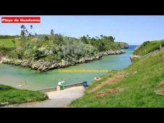 Playas Asturias: Playa de Guadamía