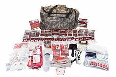 Guardian Deluxe Food Storage Survival Kit in Camo
