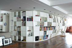 Bookcase by Triptyque studio