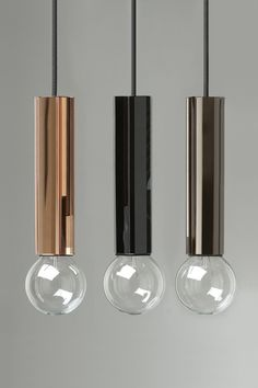Pentagon Pendant / #BevelledMirror by #AfroditiKrassa. A #pendant light in bevelled, tinted mirrored glass. The fitting is available in two sizes & three colours.