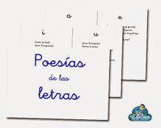 Documento que contiene poesías para cada una de las letras del abecedario con posibilidad de aplicarse a un montón de contextos y situa...