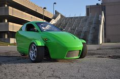 Startups making small, economical vehicles come and go, but one company offering a high-efficiency vehicle has big plans, buying a former General Motors assembly plant. Elio Motors is the company behind a three-wheeled car capable of 84 mpg highway, on nothing more complicated than gasoline...