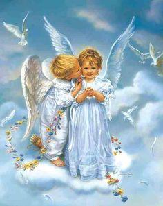 La Protección de los ángeles de la guarda. En el antiguo testamento hay un libro muy bonito, en el cual se narra que Tobias debería hacer un largo viaje, l