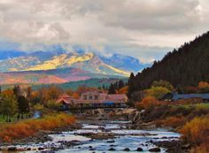 pagosa springs colorado | Pagosa Springs, Colorado. I used to come here as a kid with my dad. I'd like to go as an adult and take my son