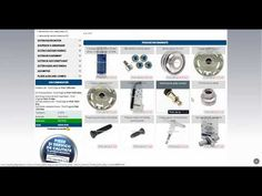 Buying Ford Parts Online Becomes Easier : - The Canadian National Newspaper Car Ford, Ford Trucks, Auto Ford, My Dream Car, Dream Cars, Ford Parts, First Car, Website, Ford