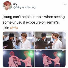 why can't all the managers be like Carrot manager and Yukhei's manager :( - - 🍑Credits to owners🍑 - - Funny Kpop Memes, Bts Memes, Nct Dream Renjun, Nct Life, Johnny Seo, Jisung Nct, Day6, Taeyong, Jaehyun