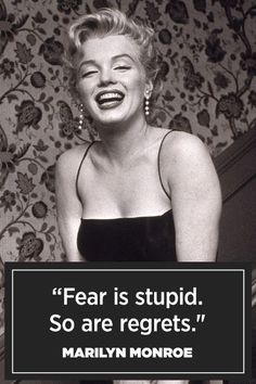 Happy birthday, Marilyn Monroe! In honor of what would have been the icon's 91st birthday, take a look at some of her most memorable quotes.