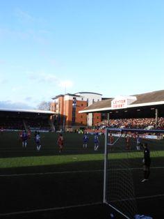 Leyton Orient v Peterborough United, 8.2.2014  http://analogueboyinadigitalworld.wordpress.com/2014/02/14/leyton-orient-v-peterborough-united-8-2-2014/