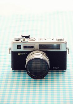 I love old cameras
