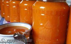 Mézédes sárgabarackdzsem recept fotóval
