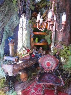 Tonic+of+Wildness+Handmade+Enchanting+Fairy+by+maryfontones,+$325.00