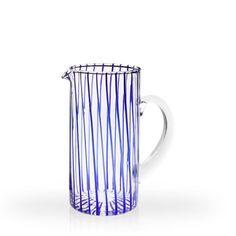 lines jug zara home Ocean Colors, Loft Room, Zara Home, Colour Schemes, Cupboard, Porcelain, Tableware, Firs, Kitchen