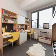 Casa Kids designs and builds the perfect custom children's furniture for your new room. Study Room Furniture, Furniture Making, Furniture Design, Custom Furniture, Modern Kids Desks, Childrens Bunk Beds, Childrens Desk, Home Office, Large Computer Desk