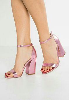 New look Sandali light pink
