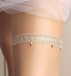 Wedding garter, bridal garter, toss garter, lace garter, rhinestone garter, crystal garter, lace wedding garter, gold garter by GadabyGrace on Etsy https://www.etsy.com/uk/listing/264182920/wedding-garter-bridal-garter-toss-garter