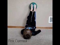 Pediatric Core Strengthening - Creative Ideas Creative and fun pediatric core strengthening exercises. A ton of great choices for and unique exercises to choose from. Kids love these activities. Ankle Strengthening Exercises, Core Strength Exercises, Physical Therapy Exercises, Pediatric Occupational Therapy, Pediatric Ot, Gross Motor Activities, Gross Motor Skills, Therapy Activities, Sensory Activities