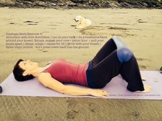 5 Exercises to Fix Diastasis Recti from Wendy Powell of MuTu System