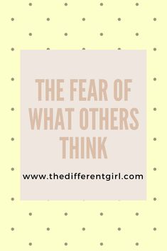 Faith over fear, Christian advice, fear of what others think, overcoming fear