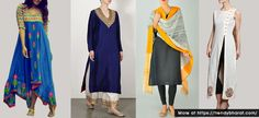 How to Wear Kurtis: 10 must know stylish ways #kurti #womensfashion #fashionblog #kurtiblog #womenskurti