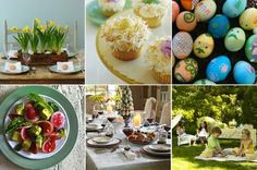 Happy Easter! A guide to holiday festivities by William Sonoma.
