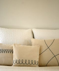 Purl Bee Pillows