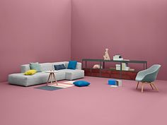 Mags Soft Sofa by Hay