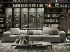 New Lema sofa collections, design by Francesco Rota and Christophe Pillet