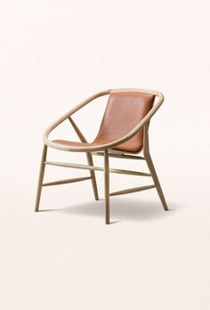 Eve is a lightweight wooden lounge chair in an aesthetically intriguing design that combines a wooden ring with a moulded wooden seat, resulting in a … – Furniture Decoration Diy Garden Furniture, Deck Furniture, Art Deco Furniture, Furniture Layout, Living Furniture, Furniture Arrangement, Upcycled Furniture, Furniture Plans, Luxury Furniture