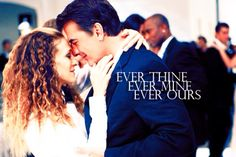Ever Thine, Ever Mine, Ever Ours Carrie and Big