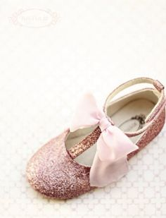Pink Princess Ballerina Shoe Sizes Infant 4 to Girls 1Now In Stock!