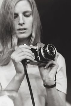 Linda McCartney - Photographer, Stella's mom, Paul's first true love & wife - he called her 'his baby'