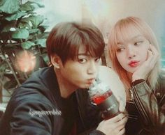 Lisa Bp, Jennie Lisa, Kpop Couples, Cute Couples, Bts Taehyung, Jimin, What Is Love, My Love, Blackpink And Bts