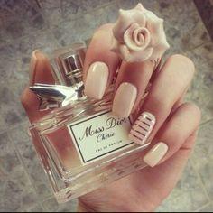 Dior nails ♡