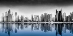 DUBAÏ Panoramic by Chantal Cecchetti, 500px #Dubai